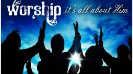 worship-its-all-about-him
