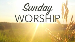Sunday-Worship